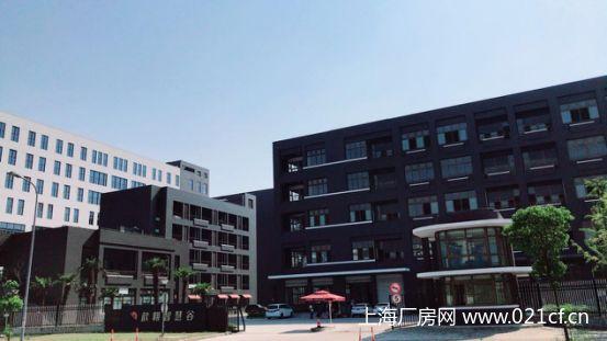 G1660 闵行区歆翱智慧谷办公商务楼出租 办公展示研发